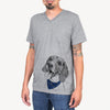 Little Bandit the Beagle  - Unisex - Bandana Collection