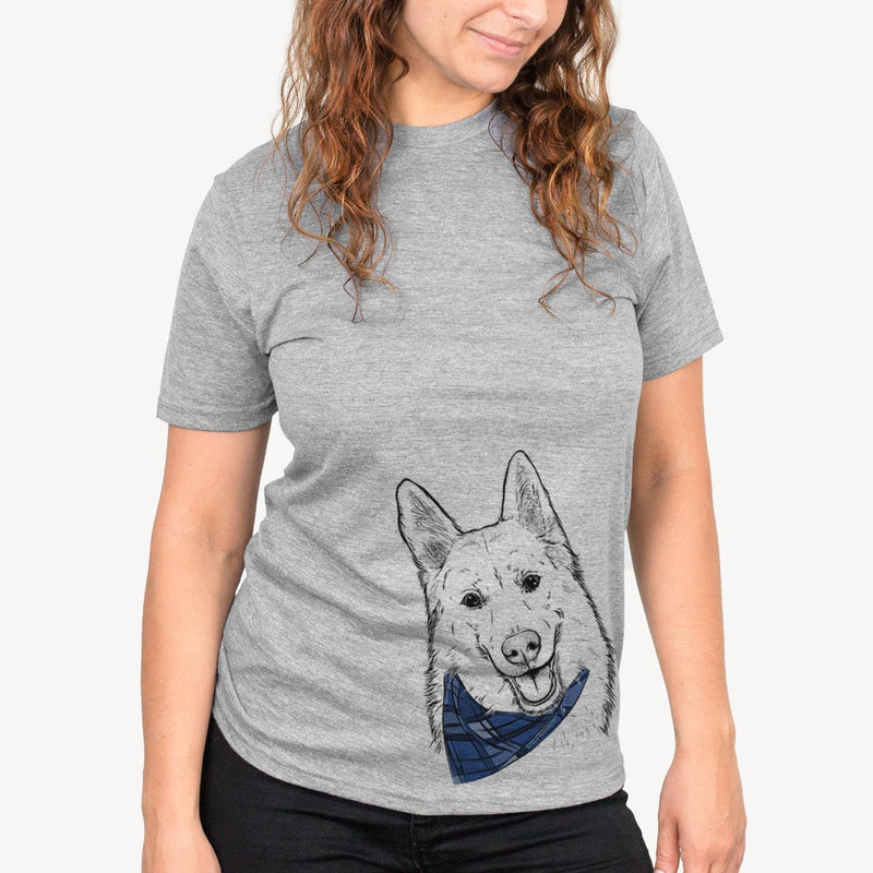 Loki the Husky Shepherd Mix  - Unisex - Bandana Collection