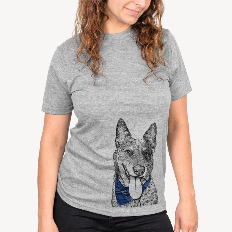 Madison the Blue Heeler  - Unisex - Bandana Collection
