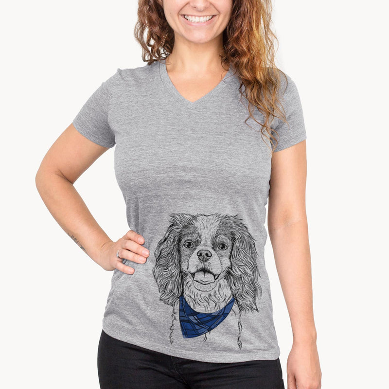 Poppy the Cavalier King Charles Spaniel  - Womens - Bandana Collection