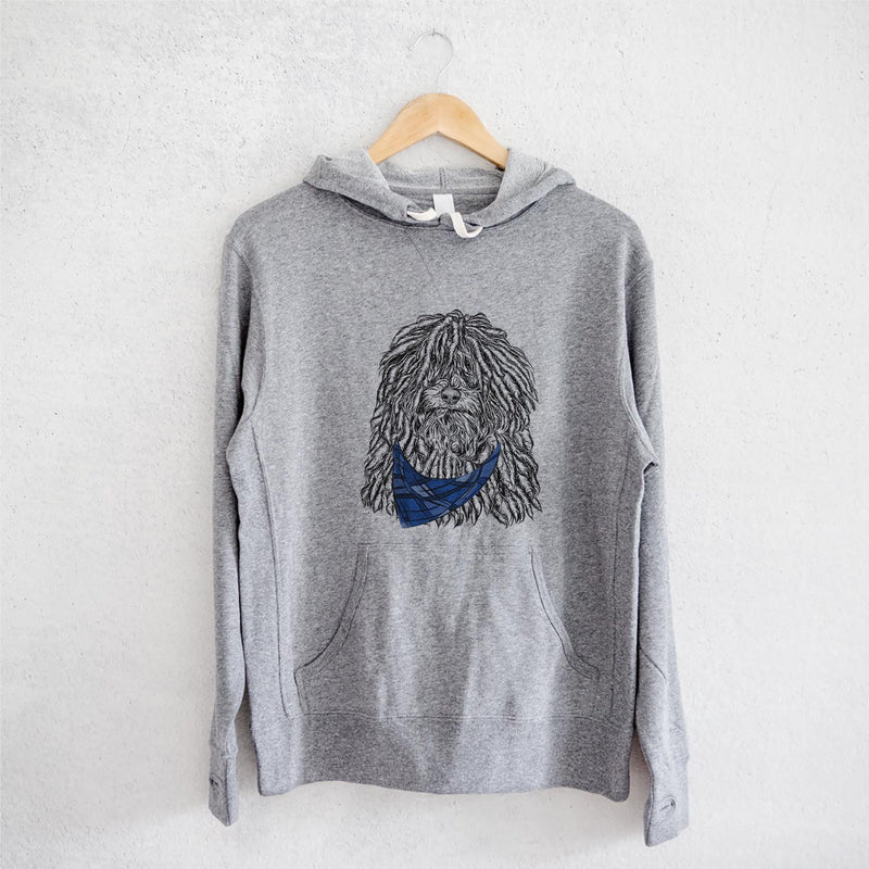 Rezi the Puli  - Sweatshirts - Bandana Collection