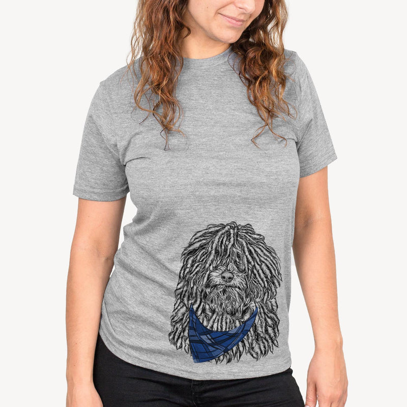 Rezi the Puli  - Unisex - Bandana Collection