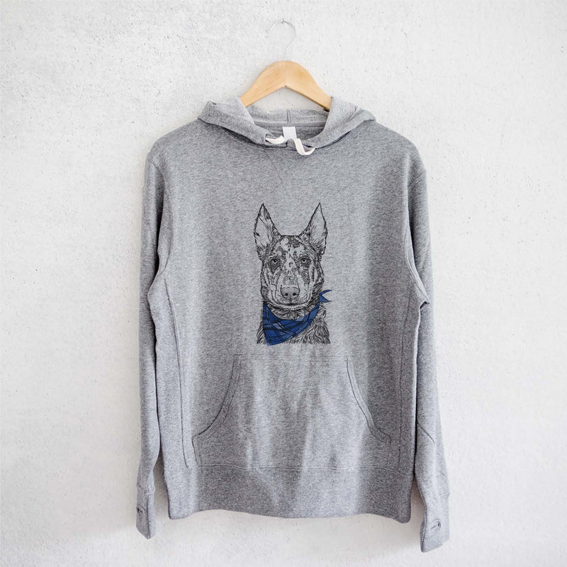 Riggs the Beauceron  - Sweatshirts - Bandana Collection