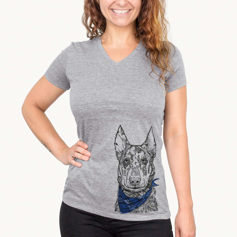 Riggs the Beauceron  - Womens - Bandana Collection