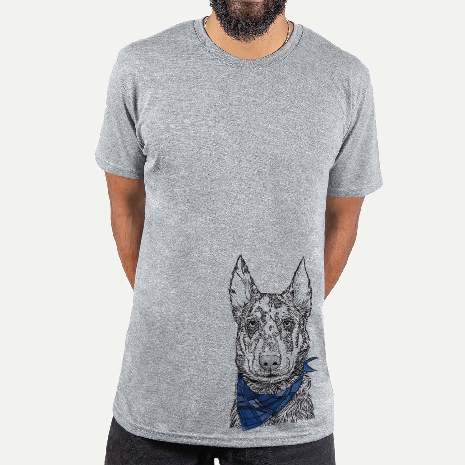 Riggs the Beauceron  - Unisex - Bandana Collection
