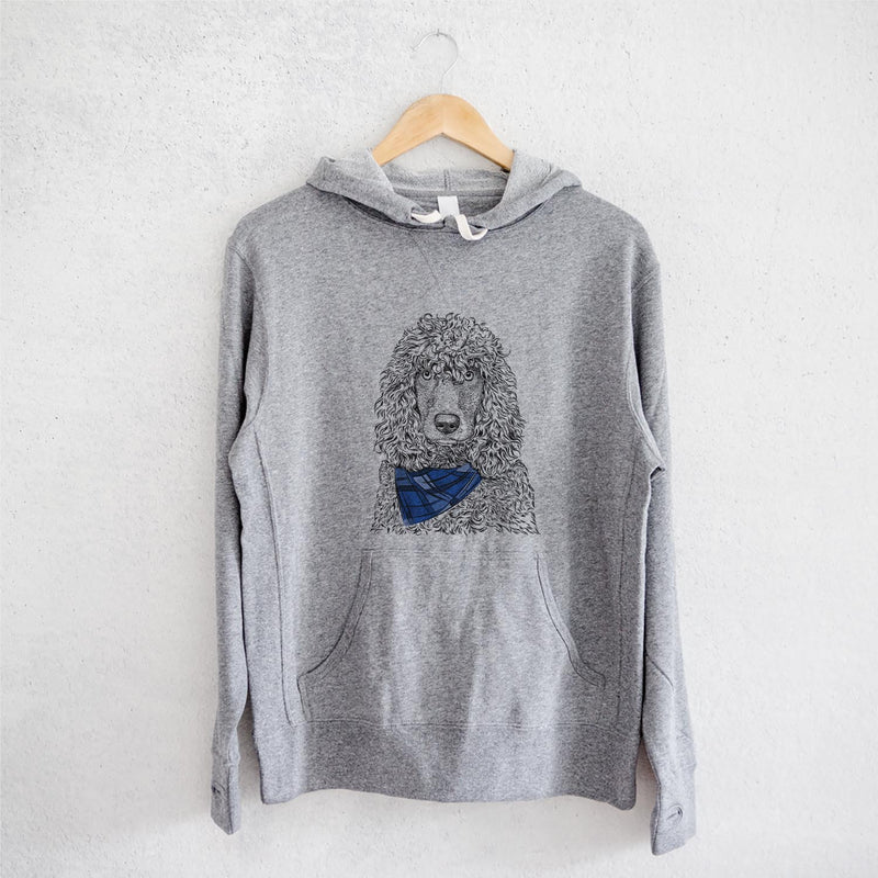 Shilo the Irish Water Spaniel  - Sweatshirts - Bandana Collection