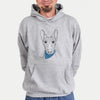 Bonsai the Basenji  - Sweatshirts - Bandana Collection