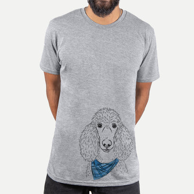 Giovanni the Poodle  - Unisex - Bandana Collection