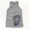 Gus the German Wirehaired Pointer  - Womens - Bandana Collection