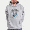 Gus the German Wirehaired Pointer  - Sweatshirts - Bandana Collection