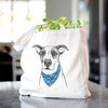 Lily the Mixed Breed - Tote Bag