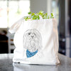 Lorenzo the Lhasa Apso - Tote Bag