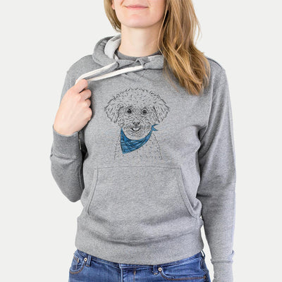 Mickey the Bichon Frise  - Sweatshirts - Bandana Collection