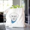 Mickey the Bichon Frise - Tote Bag