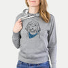 Mozart the Newfoundland  - Sweatshirts - Bandana Collection