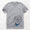 Ollie the Vizsla  - Unisex - Bandana Collection