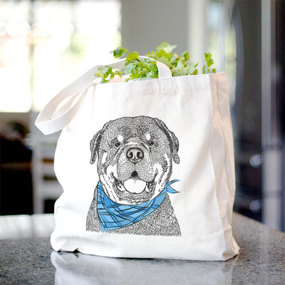 Titan the Rottweiler - Tote Bag