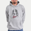 Aline the Irish Red and White Setter  - Sweatshirts - Bandana Collection