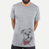 Bravo the Bulldog Mix  - Unisex - Bandana Collection