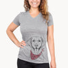 Chip the Chesapeake Bay Retriever  - Womens - Bandana Collection