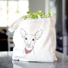 Desi the American Hairless Terrier - Tote Bag