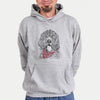 Lou the Otterhound  - Sweatshirts - Bandana Collection