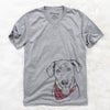 Scout Marie the Chocolate Lab  - Unisex - Bandana Collection