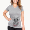 Smokey the Miniature Schnauzer  - Womens - Bandana Collection