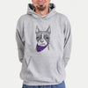 Bean the Boston Terrier  - Sweatshirts - Bandana Collection
