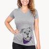 Bravo the Bulldog Mix  - Womens - Bandana Collection