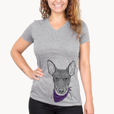 Knox the Rat Terrier  - Womens - Bandana Collection