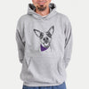 Kylo the Mixed Breed  - Sweatshirts - Bandana Collection