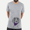 Orin the Treeing Walker Coonhound  - Unisex - Bandana Collection