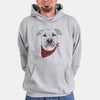 Abby the Boxer Beagle Mix  - Sweatshirts - Bandana Collection