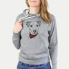 Ally the Jack Russell Terrier  - Sweatshirts - Bandana Collection