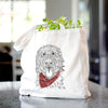 Bennett the Doodle - Tote Bag