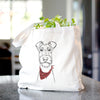 Connor the Irish Terrier - Tote Bag
