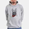 Gunther the Belgian Malinois  - Sweatshirts - Bandana Collection
