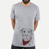 Rowdy the Labrador Retriever  - Unisex - Bandana Collection