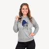 Bean the Boston Terrier  - Sweatshirts - Beanie Collection