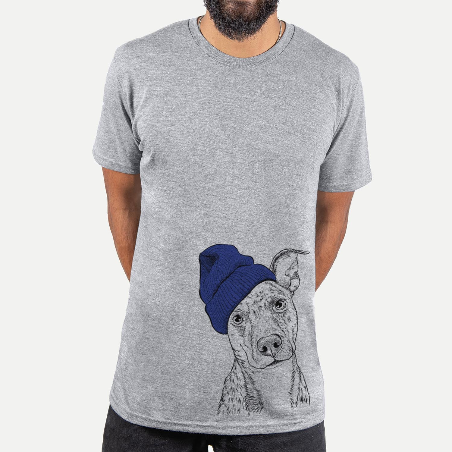 Bianca the Mixed Breed  - Unisex - Beanie Collection