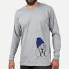 Earl the Bloodhound  - Unisex - Beanie Collection