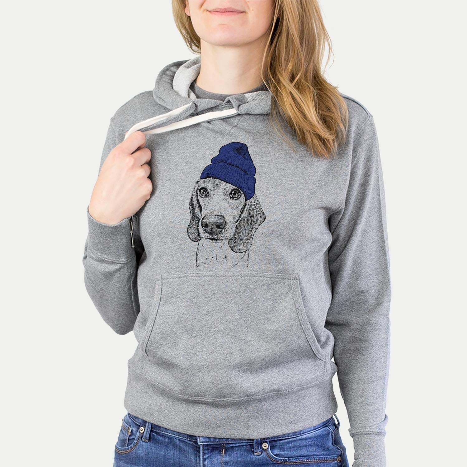 Elvis the Beagle  - Sweatshirts - Beanie Collection