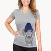 Ernie the Mini Dachshund  - Womens - Beanie Collection