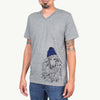 Fabio the Afghan Hound  - Unisex - Beanie Collection