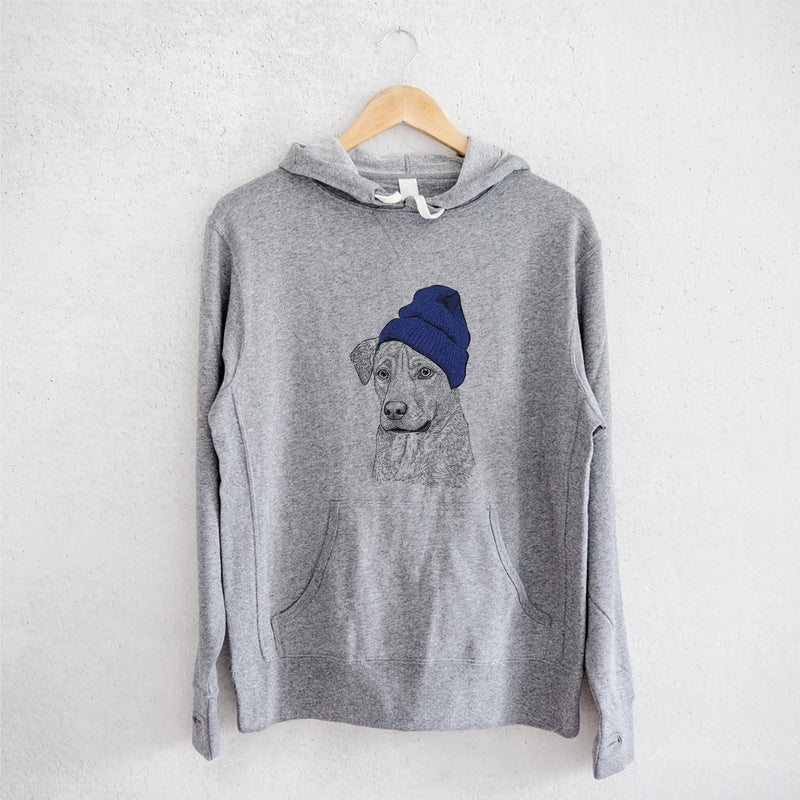 Feta the Mixed Breed  - Sweatshirts - Beanie Collection