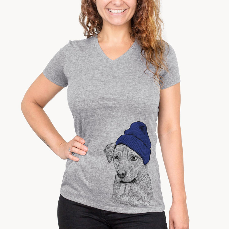 Feta the Mixed Breed  - Womens - Beanie Collection