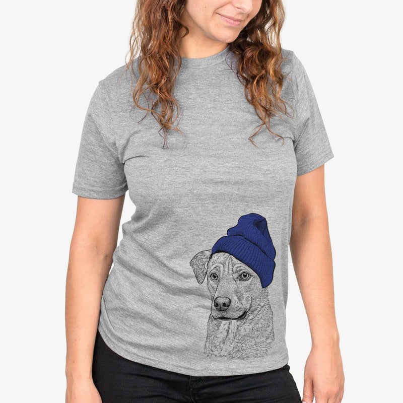 Feta the Mixed Breed  - Unisex - Beanie Collection