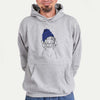 Flint the Weimaraner  - Sweatshirts - Beanie Collection