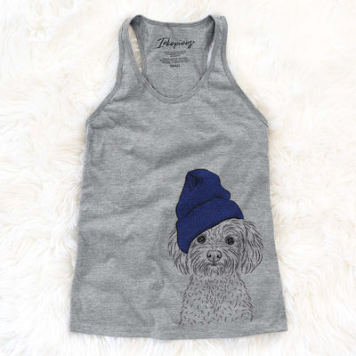 Francesca the Maltipoo  - Womens - Beanie Collection